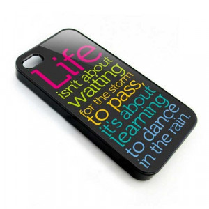 cute iPhone 4 cases with quotes