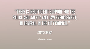 Support Law Enforcement Quotes