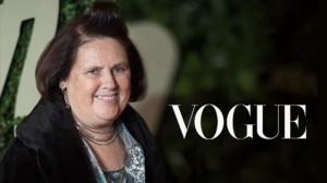 "... re... Fashion Maven Suzy Menkes Says: ""Be Nice, Bitch Brigade"