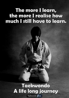 Black Belt Martial Art Tattoo | Girl Martial Arts Quotes Tkd ...