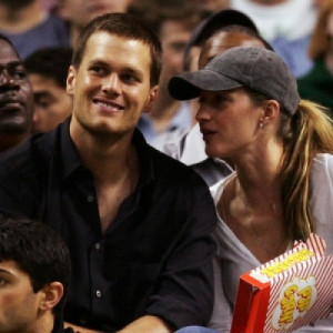 Tom Brands Quotes Tom brady and giselle bundchen