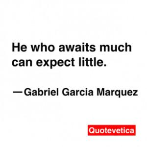 gabriel garcia marquez famous quotes and images