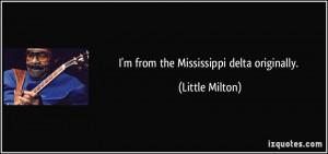 More Little Milton Quotes