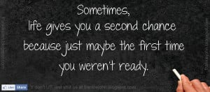 first love second chance quotes