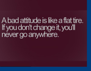 Famous Quotes About Attitude