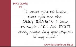 Cute Love Quotes - Max Quote 3