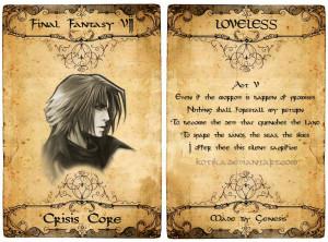 Genesis - Loveless by Kot1ka