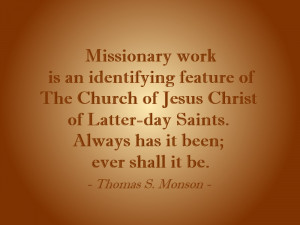Missionary Work