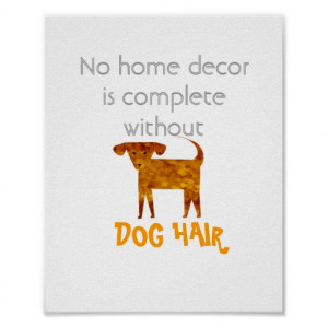 funny cute collage dog quote poster art