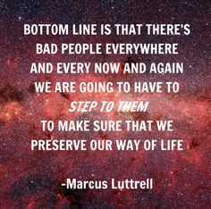 Marcus Luttrell Quotes