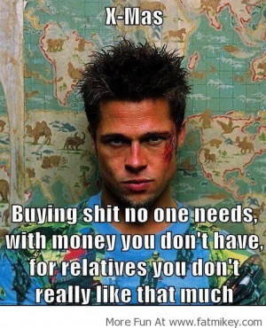 Lesson From Fight Club!