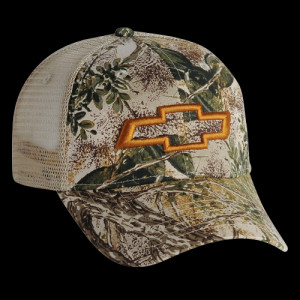 Chevy Camo Trucker Hat by Game Guard