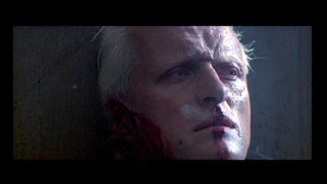 Roy Batty , in Blade Runner , who tells Deckard about the things he ...