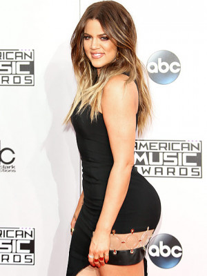Further proof Khloé Kardashian's, ahem, asset might just need its own ...
