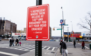 Finding Rap Quotes in New York City