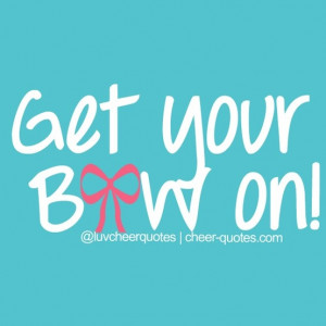 cheerquotes #cheerleading #cheer #cheerleader Bows Power, Cheer Quotes ...