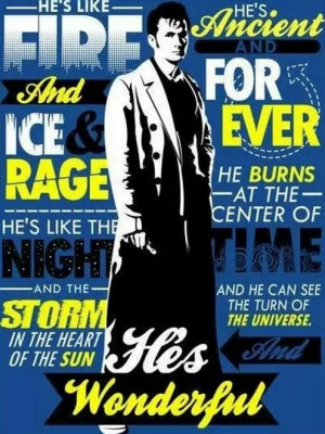 The Tenth Doctor Doctor Who