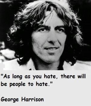 George harrison quotes 3