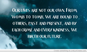 Cloud Atlas Quote By David Mitchell