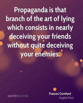 Quotes About Liars and Deceivers
