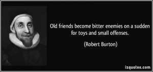 Old friends become bitter enemies on a sudden for toys and small ...