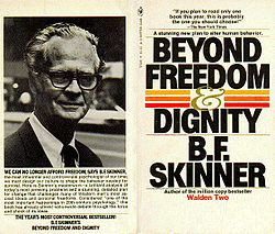 Beyond Freedom and Dignity (1971), spent eighteen weeks on the New ...