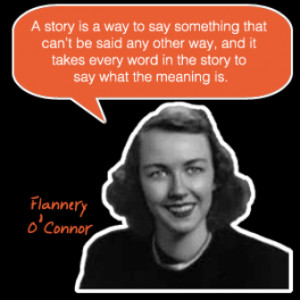 mary flannery oconnor essay Let us write or edit the essay on your topic revelation and good country people by flannery oconnor with a personal 20% discount.
