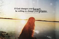 My heart is heavy, my plans are none. Waiting for God's plans. | From ...