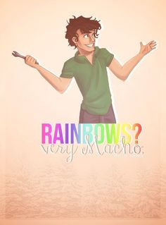 Leo Valdez, The Lost Hero Just started reading this series and I can ...