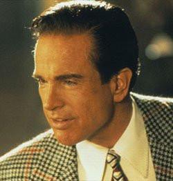 Warren Beatty, American actor