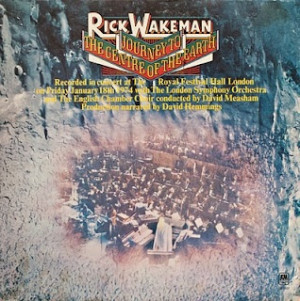 Rick Wakeman - Journey to the Centre of the Earth | 1974