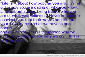 Andy Sixx Quotes About Life