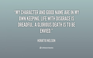Quotes About Good Character