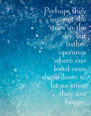 loved ones in heaven quotes image search results