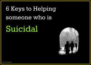 Back > Quotes For > Quotes About Suicidal People