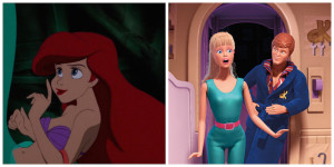 Jodi Benson – The Little Mermaid / Toy Story 2 and Toy Story 3