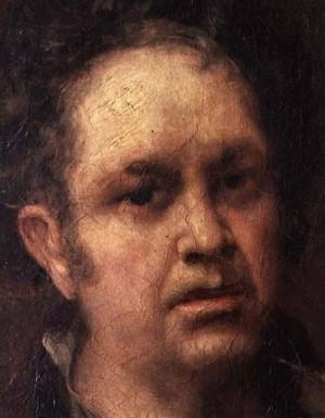 Francisco De Goya Self Portrait