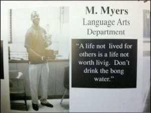 My Yearbook Quote Rules (15 pics)