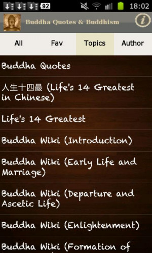 Buddha Quotes & Buddhism Free! - screenshot