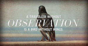 Traveller Without Observation