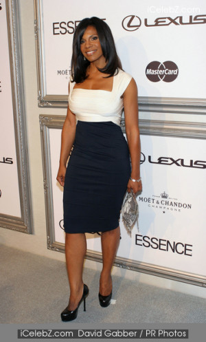 ... Black Women in Hollywood Luncheon - Arrivals Audra Mcdonald photo