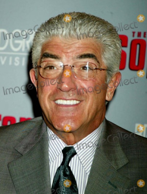 Frank Vincent Picture the Sopranos sixth Season Premiere at the