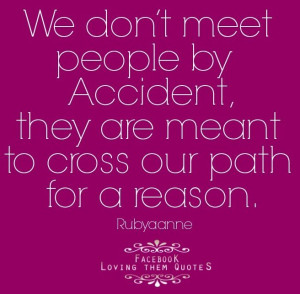 Destiny quote via Loving Them Quotes on Facebook