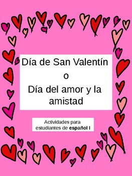 Latest valentine's day in spanish & Sayings