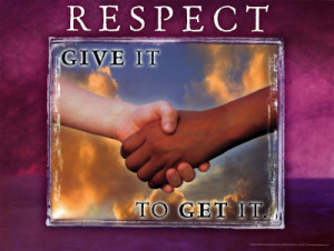 respectful toward you and how this made you feel encourage respectful ...