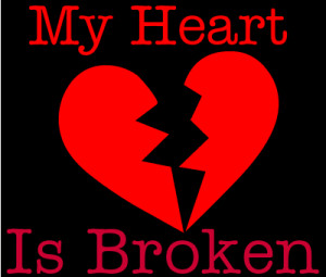 My Heart love Is Broken créé par zzd