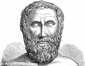 ... was a wonderfully mordant poet and revered by the ancient Greeks