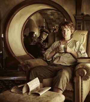 bilbo baggins, the hobbit