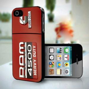 10316 Cummins Turbo Diesel - iPhone 5 Case