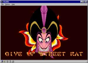 Jafar Screencaps Aladdin